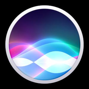 Apple Siriのロゴ