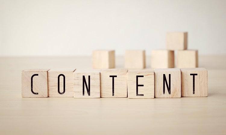 SEO対策におけるコンテンツマーケティングの重要性content