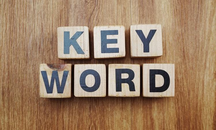 ブログ記事を書く際はhタグにキーワードを含める