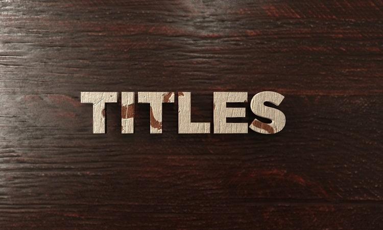 メタタグの最適化:タイトル・説明文・タグ・サムネイル